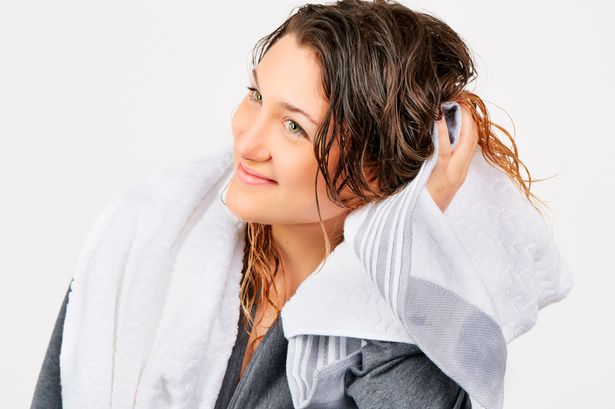 Use An Absorbent Towel On Wet Hair To Prevent Hair Breakage   Hair Care Tips By TopTenHairCare.net