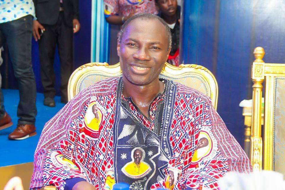 5602c6561b57b8fe0a5bb743f1b3d7a3 - The NPP Government Will Try To Collapse Angel FM- Prophet Badu Kobi Reveals