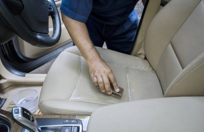 Repair Leather Car Seats, How Much To Repair Small Tear In Leather Car Seat