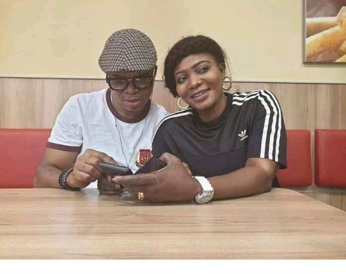 Pictures of Bishop Obinim's wife and children surface online.